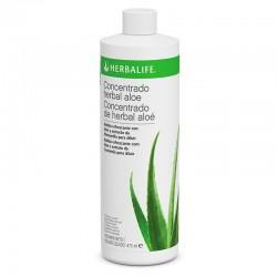 Concentrado Herbal Aloe Sabor Original