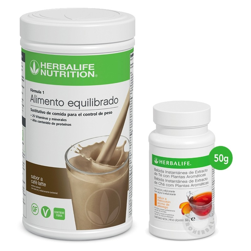 Pack Inicio Controlar Peso Herbalife