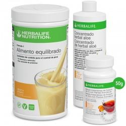 Pack Básico Controlar Peso Herbalife