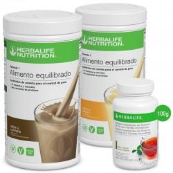 Pack Equilibrado Controlar Peso Herbalife