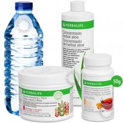 Botella Reductora 2L (Chupa Panzas) Herbalife