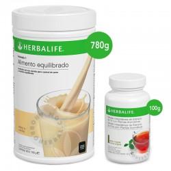 Pack Inicio Controlar Peso Herbalife 1 Mes