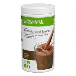 Batido Herbalife sabor chocolate cremoso