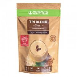 Batido Tri Blend Select Herbalife - sabor caramelo de café